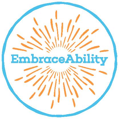 Embraceability logo 100 x 100 colour