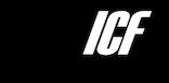 Icf logo black